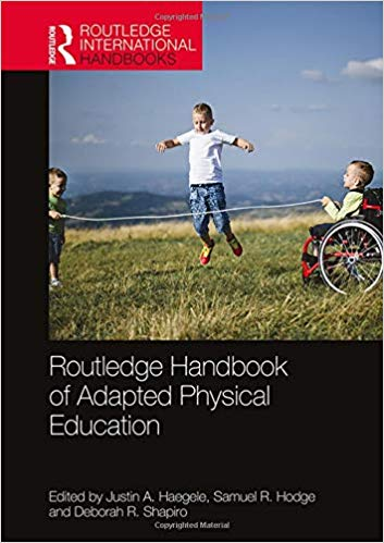 Routledge Handbook of Adapted Physical Education (Routledge International Handbooks) - Original PDF