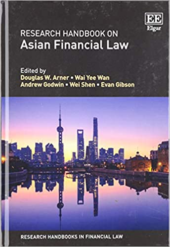 Research Handbook on Asian Financial Law (Research Handbooks in Financial Law) [2020] - Original PDF