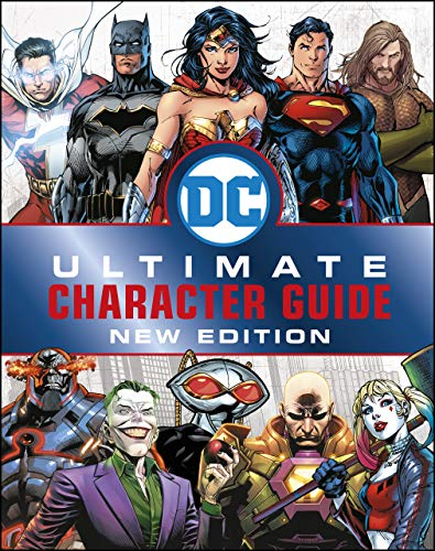 DC Comics Ultimate Character Guide New Edition - Epub + Converted pdf