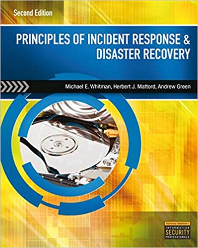 Principles of Incident Response and Disaster Recovery (2nd Edition) - Original PDF