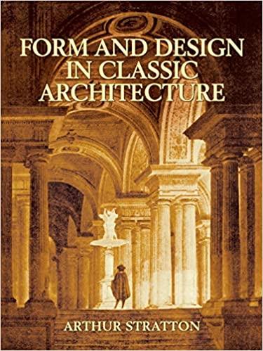 Form and Design in Classic Architecture (Dover Architecture) - Epub + Converted pdf