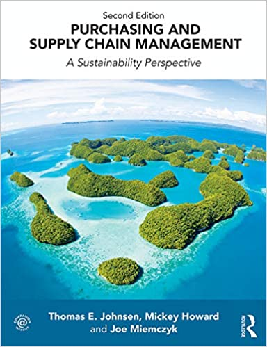Purchasing and Supply Chain Management: A Sustainability Perspective (2nd Edition) - Original PDF