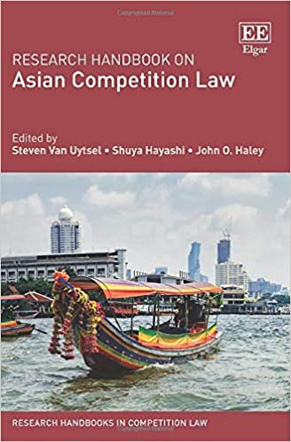 Research Handbook on Asian Competition Law (Research Handbooks in Competition Law)[2020] - Original PDF