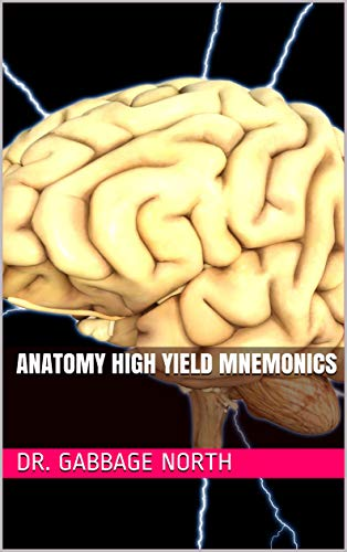 Anatomy High Yield Mnemonics [2019] - Epub + Converted pdf