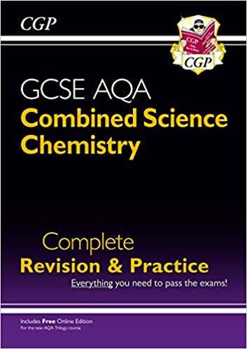 9-1 GCSE Combined Science: Chemistry AQA Higher Complete Revision & Practice: perfect for home learning and 2021 assessments (CGP GCSE Combined Science 9-1 Revision)  - Original PDF