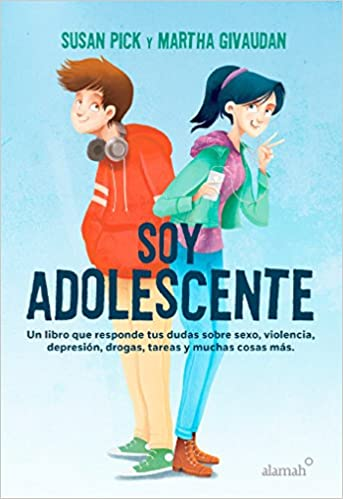 Soy adolescente (Spanish Edition) - Epub + Converted pdf