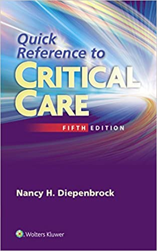 Quick Reference to Critical Care (5th Edition) - Epub + Converted Pdf