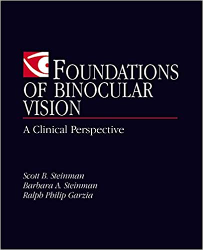 Foundations of Binocular Vision A Clinical Perspective - Epub + Converted pdf