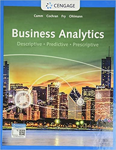 Business Analytics (MindTap Course List) (4th Edition) - Epub + Converted pdf