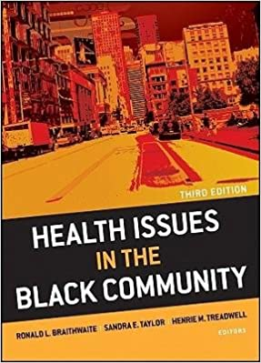 Health Issues Black Community (3rd Edition) - Original PDF