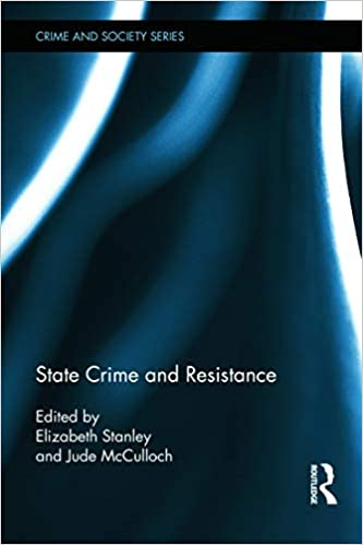 State Crime and Resistance (Routledge Studies in Crime and Society) - Original PDF