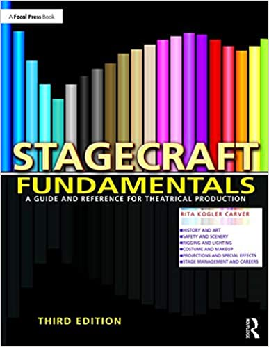 Stagecraft Fundamentals: A Guide and Reference for Theatrical Production (3rd Edition) [2018] - Original PDF
