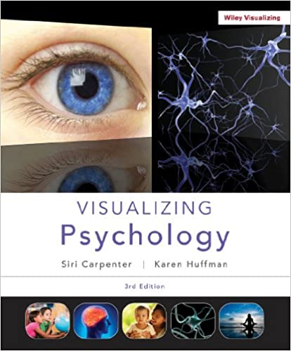 Visualizing Psychology (3rd Edition)  - Original PDF