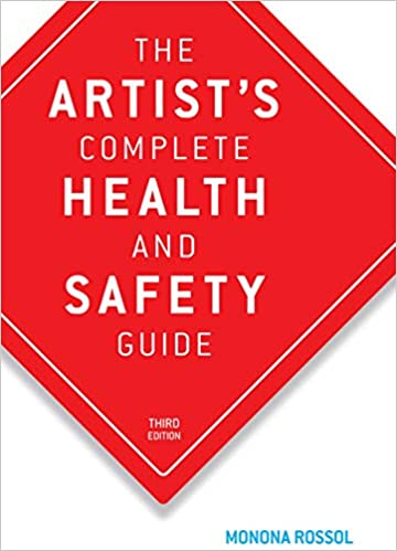 The Artist's Complete Health and Safety Guide  - Epub + Converted pdf