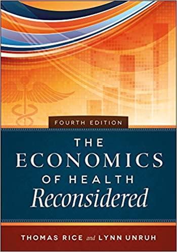 The Economics of Health Reconsidered, (4th Edition)  -  Original PDF