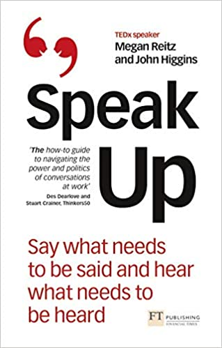 Speak Up Say what needs to be said and hear what needs to be heard [2019] - Original PDF