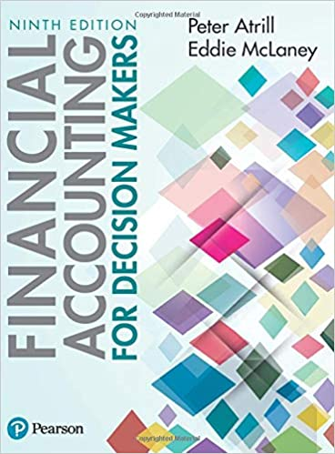 Financial Accounting for Decision Makers (9th Edition) [2019] - Original PDF