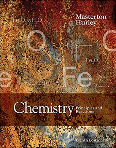 Chemistry:  Principles and Reactions (8th Edition) - Original PDF