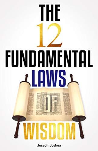 THE 12 FUNDAMENTAL LAWS OF WISDOM - Epub + Converted pdf