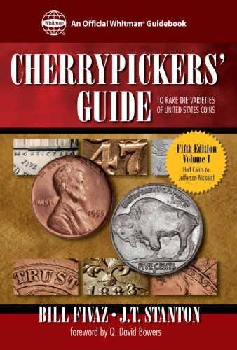 Cherrypickers' Guide to Rare Die Varieties of United States Coins (An Official Whitman Guidebook) VOL 1 (5th Edition) - Epub + Converted pdf