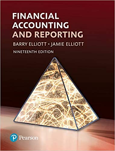 Financial Accounting and Reporting (19th Edition) [2019] - Original PDF