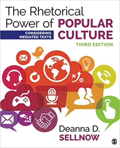 The Rhetorical Power of Popular Culture: Considering Mediated Texts 3rd Edition - Epub + Converted Pdf