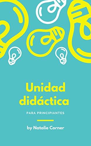 Unidad Didáctica en Aprendizaje Cooperativo (Spanish Edition) - Epub + Converted pdf