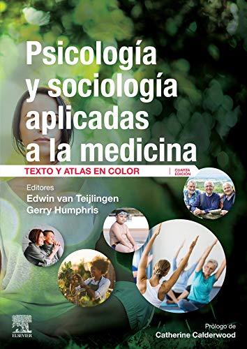 Psicología y sociología aplicadas a la medicina: Texto y atlas en color (Spanish Edition) - Epub + Converted pdf