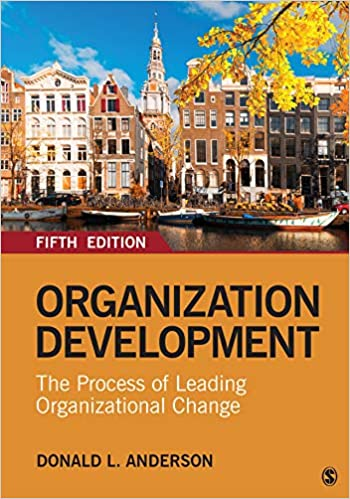 Organization Development: The Process of Leading Organizational Change (5th Edition) - Epub + Converted pdf