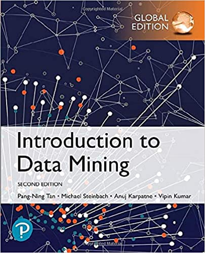Introduction to Data Mining:  Global Edition - Original PDF