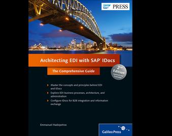Architecting EDI with SAP IDocs: the Comprehensive Guide - Original PDF
