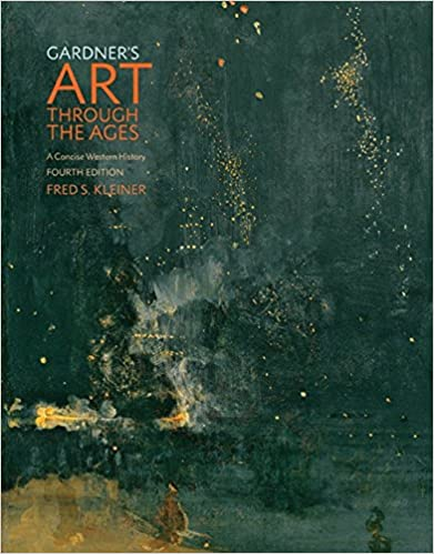 Gardner's Art through the Ages: A Concise Western History (4th Edition) - Original PDF