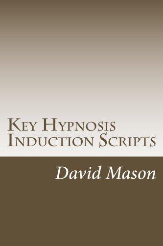 Key Hypnosis Induction Scripts - Epub + Converted pdf