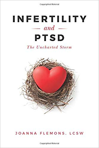 Infertility and PTSD:  The Uncharted Storm - Epub + Converted pdf