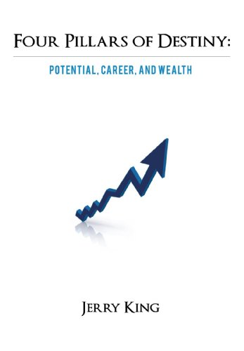 Four Pillars of Destiny:  Potential, Career, and Wealth - Epub + Converted pdf