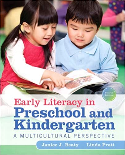 Early Literacy in Preschool and Kindergarten: A Multicultural Perspective, Pearson eText with Loose-Leaf Version -- Access Card Package (4th Edition) - Original PDF