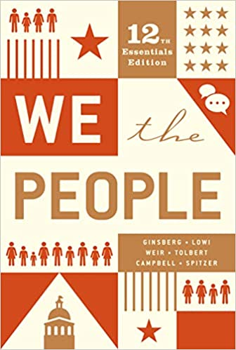 We the People (Essentials Twelfth Edition)[2019] - Epub + Converted pdf