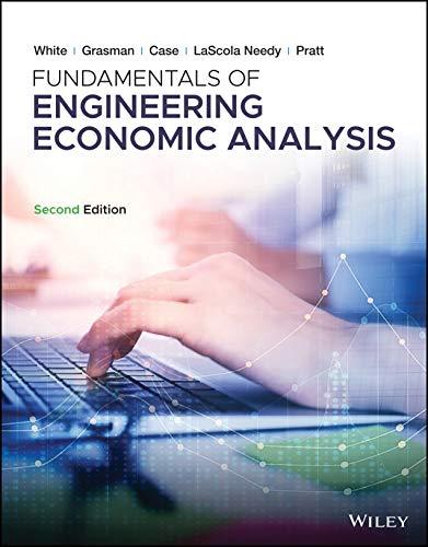Fundamentals of Engineering Economic Analysis (2nd Edition) - Epub + Converted pdf
