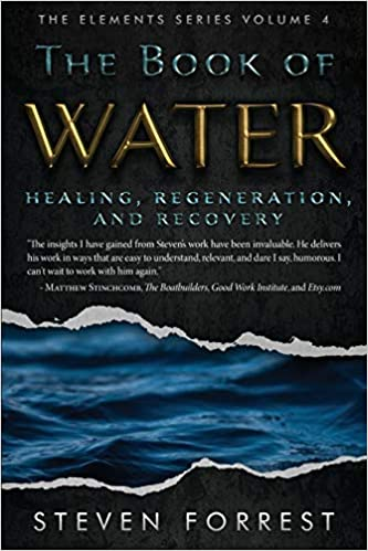 The Book of Water: Healing, Regeneration and Recovery (The Elements Series) - Epub + Converted pdf