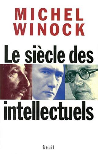 Le siècle des intellectuels (Medicis Essai 97) - Epub + Converted pdf