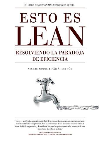 Esto es lean: Resolviendo la paradoja de eficiencia (Spanish Edition) - Epub + Converted pdf
