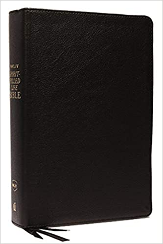 NKJV, Spirit-Filled Life Bible,  Genuine Leather, Black, Thumb Indexed, Red Letter, Comfort Print: Kingdom Equipping Through the Power of the Word (3rd Edition) - Epub + Converted pdf
