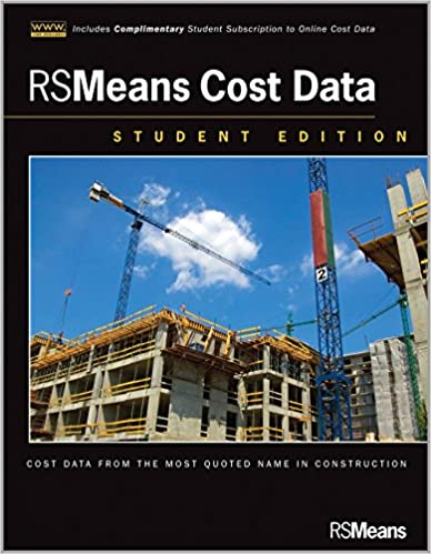 RSMeans Cost Data (Student Edition) - Original PDF
