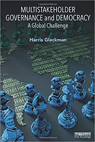 Multistakeholder Governance and Democracy: A Global Challenge - Original PDF