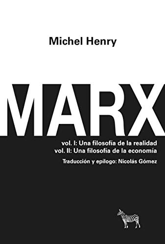 Marx. Dos volúmenes. (Spanish Edition) - Epub + Converted pdf