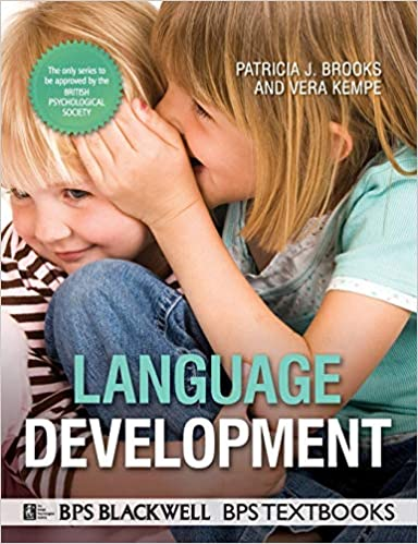 Language Development By Patricia J. Brooks  - Epub + Converted pdf
