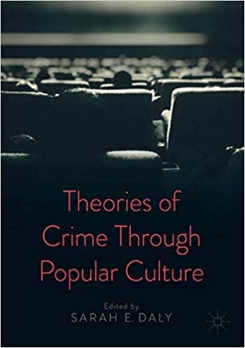 Theories of Crime Through Popular Culture - Original PDF