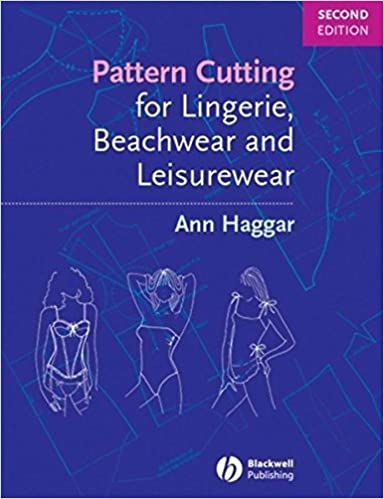 Pattern Cutting for Lingerie, Beachwear and Leisurewear (2nd Edition) - Epub + Converted pdf