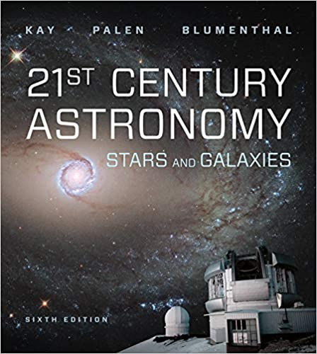 21st Century Astronomy: Stars & Galaxies (6th Edition) - Epub + Converted Pdf