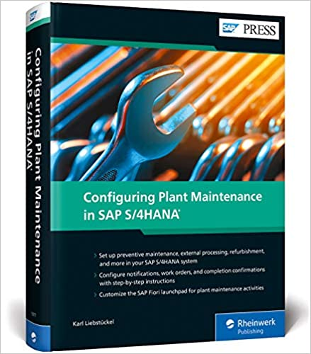 Configuring Plant Maintenance in SAP S/4HANA - Original PDF